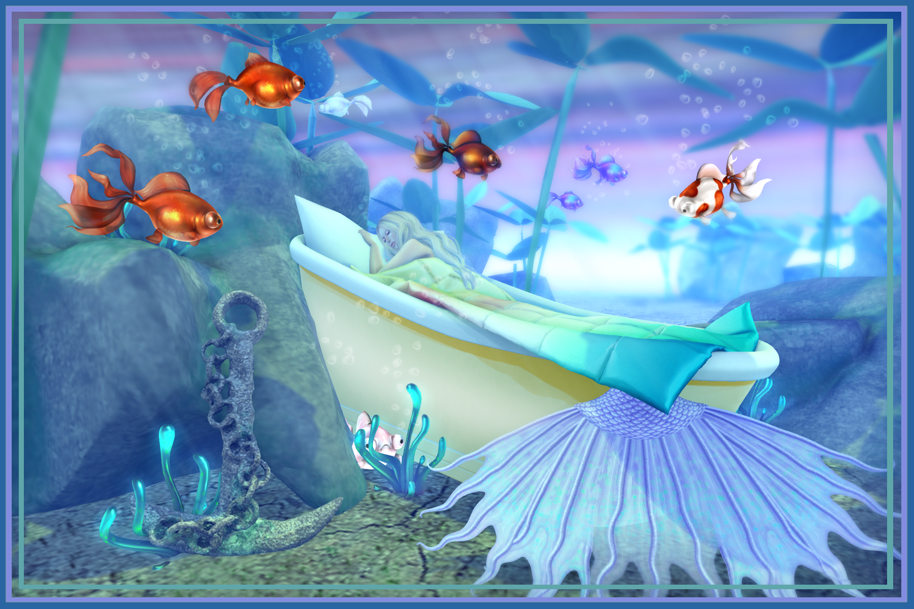Mermaid S Dream Casa De Val